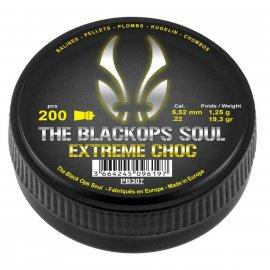 Śrut Black Ops Soul 5,52mm Extreme Choc 200 szt.