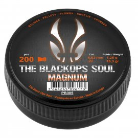 Śrut Black Ops Soul 5,52mm Magnum 200 szt.
