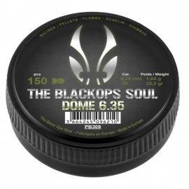 Śrut Black Ops Soul 6,35mm Dome 150 szt.