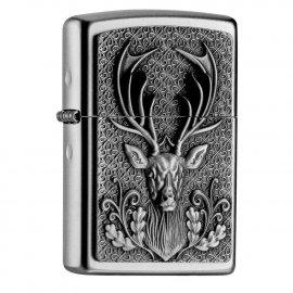 Zapalniczka ZIPPO Deer Head Emblem