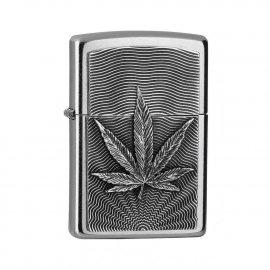 Zapalniczka ZIPPO Hemp Leaf Emblem