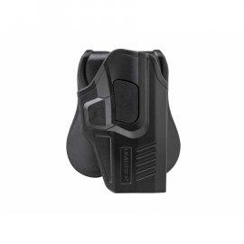 Kabura Umarex model 1 do pistoletów Glock 17, 17 Deluxe, 19, 18C, 19X, 19 Gen4