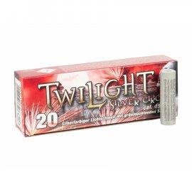 Raca pistoletowa Umarex Twilight Silver Circle 20 szt.