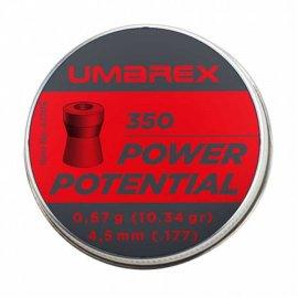 Śrut Umarex Power Potential 4,5 mm 350 szt.