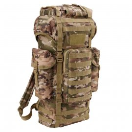 Plecak BRANDIT Kampfrucksack Molle Tactical Camo 65L