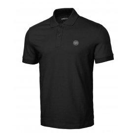 Koszulka Polo Pit Bull Regular Logo II '21 - Czarna