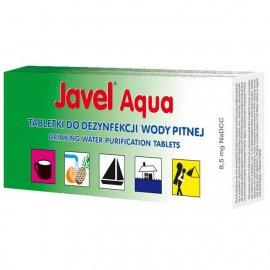 Tabletki Bushmen do uzdatniania wody Javel Aqua 20 szt.
