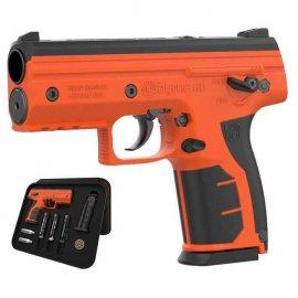 Pistolet RAM na kule gumowe Byrna HD kal.68 CO2 Orange