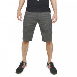 Spodnie Wedan bojówki krótkie szare