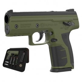 Pistolet RAM na kule gumowe Byrna HD kal.68 CO2 Green