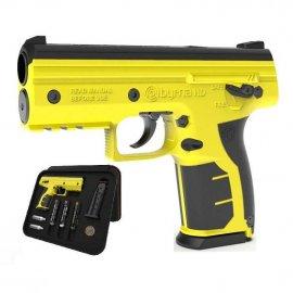 Pistolet RAM na kule gumowe Byrna HD kal.68 CO2 Yellow
