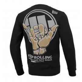 Bluza Pit Bull Keep Rolling '21 - Czarna