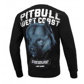 Bluza Pit Bull Black Dog '21 - Czarna