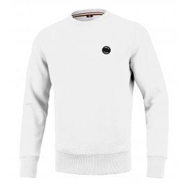 Bluza Pit Bull Small Logo '21 - Biała