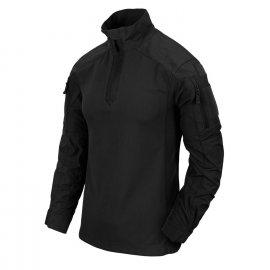 Bluza Helikon MCDU Combat Shirt Ripstop Czarna
