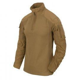 Bluza Helikon MCDU Combat Shirt NyCo Ripstop Coyote