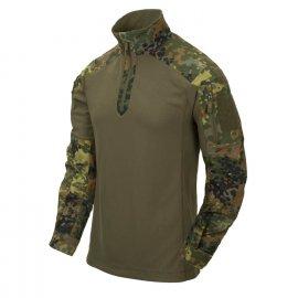 Bluza Helikon MCDU Combat Shirt NyCo Ripstop Flecktarn