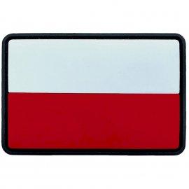 Emblemat Texar FLAGA PL - PCV