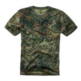 Dziecięcy T-Shirt Brandit Flecktarn