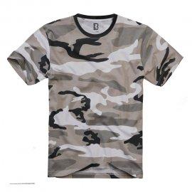 Dziecięcy T-Shirt Brandit Urban Camo