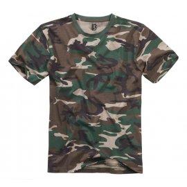 Dziecięcy T-Shirt Brandit Woodland