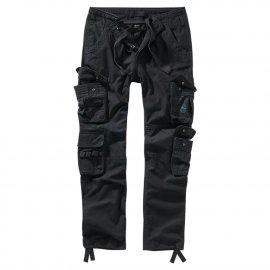 Spodnie BRANDIT Pure Slim Fit Black