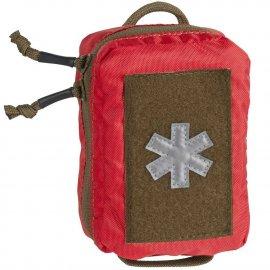 apteczka Helikon mini Med Kit Poliester czerwona