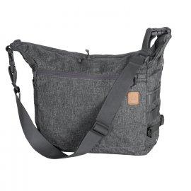 torba Helikon Bushcraft Satchel Nylon Polyester Blend - Melange Grey