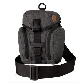 torba Helikon Essential Kitbag Nylon Polyester Blend - Melange Black-Grey