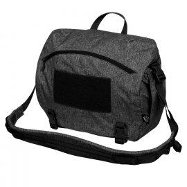 torba Helikon Urban Courier Large Nylon - Melange Black-Grey