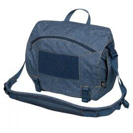 torba Helikon Urban Courier Large Nylon - Melange Blue