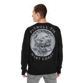 Bluza Pit Bull Coin '21 - Czarna