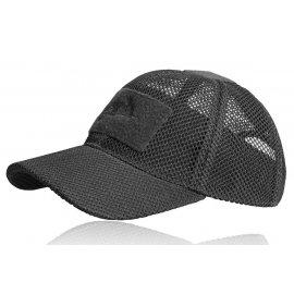 czapka Baseball Helikon Mesh czarna