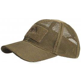 czapka Baseball Helikon Mesh coyote