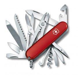 Scyzoryk Victorinox Handyman, czerwony, Celidor, 91 mm