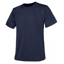 T-shirt Helikon cotton navy blue