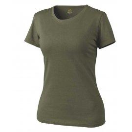 t-shirt Helikon damski olive green