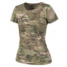 T-shirt Helikon damski camogrom