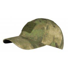 czapka Helikon Baseball Cotton ripstop A-TACS FG