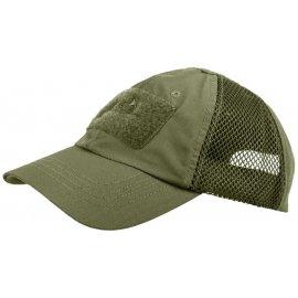czapka Helikon Baseball VENT PolyCotton ripstop olive green