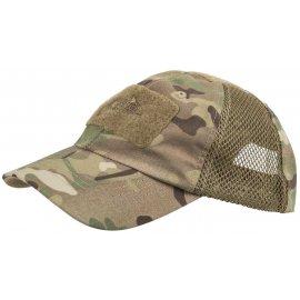 czapka Baseball VENT PolyCotton ripstop Tactical Camo