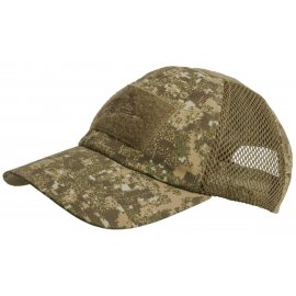 czapka Helikon Baseball VENT NyCo ripstop pencott badlands