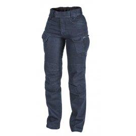 spodnie damskie Helikon Women's UTP PolyCotton Ripstop denim blue