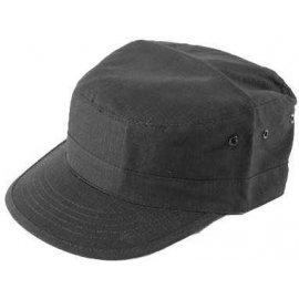 czapka Mil-Tec US BDU Ripstop black