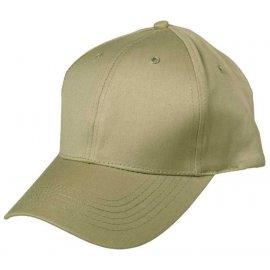 czapka Mil-Tec Baseball Cap khaki