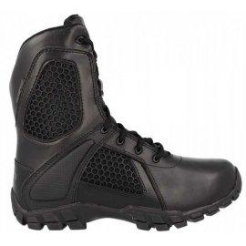 buty taktyczne BATES 7008 Side-Zip czarne 8'