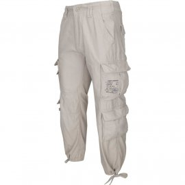Spodnie BRANDIT Pure Vintage Old White