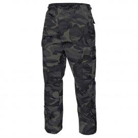 Spodnie Brandit BDU US Ranger Dark Camo