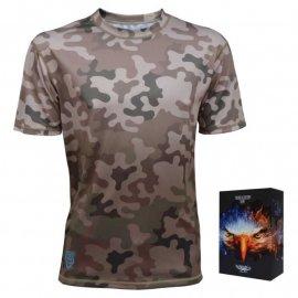 Koszulka Haasta Coolmax wz93 Leśny / Pustynny Horizontal