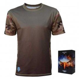 Koszulka Haasta Coolmax Vertical wz.93 Leśny